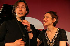 Jim Tomlinson and Stacey Kent 20070912 Fnac 2.jpg