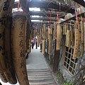 Jingtong Old Street wishing bamboos 20150219.jpg