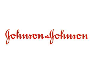 English: logo Johnson and Johnson Česky: logo ...