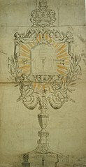 Design for a baldachin