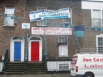 Joe Costello (politician) - Joe Costello's office 2007