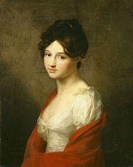 Portrait of Betty Tischbein