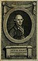 Johann Kaempf. Line engraving by E. Henne. Wellcome V0003168.jpg