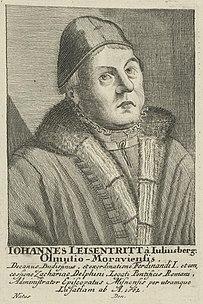 Johann Leisentrit