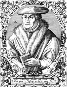 Johannes Oldendorp