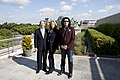 John B. Emerson, Shannon Tweed and Gene Simmons in Berlin, 2015.jpg