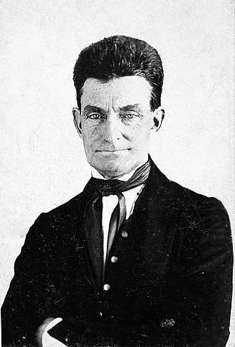 Underground Railroad - John Brown participated in the Underground Railroad as an abolitionist.