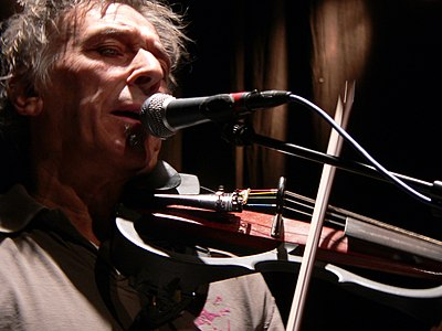 Picture of a band or musician: John Cale