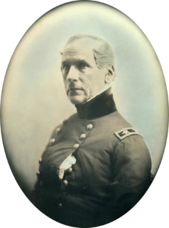 John E. Wool Union United States Army general