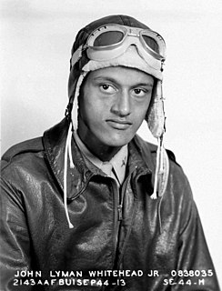 John L. Whitehead Jr. US Air Force officer, test pilot