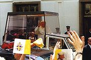 John Paul II Polish Parliament 1999 5