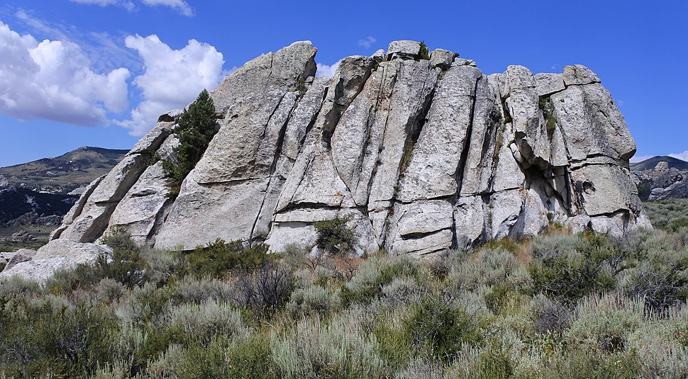 Joints City of Rocks NR