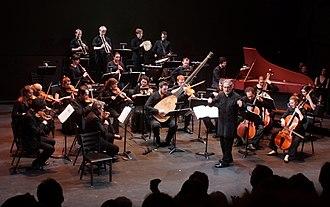 Baryshnikov Arts Center - Image: Jordi Savall and Juilliard 415
