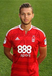 Jorge Grant English footballer