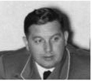 Josef Bühler - Josef Bühler in May 1941