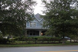 Joseph Taylor Robinson House - Image: Joseph Taylor Robinson House