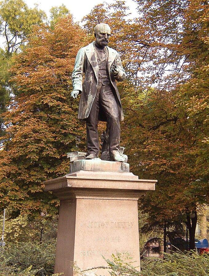 Monument to Josif Pančić