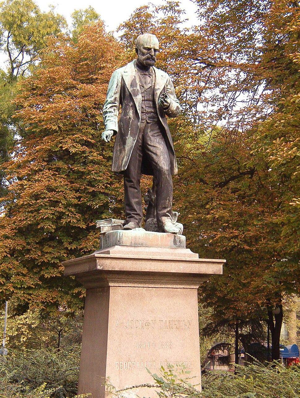 Josif Pancic -spomenik