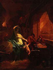 Venus in the Vulkan forge