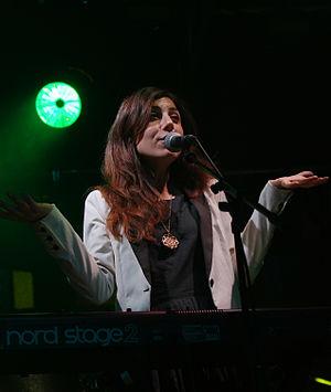 Julia Holter - Julia Holter at Haldern Pop 2013