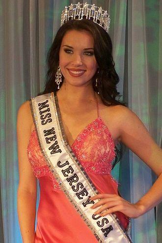 Miss New Jersey USA - Julianna White, Miss New Jersey USA 2011.