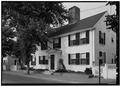 July, 1970 WEST ELEVATION - Seth Folger House, 26 Orange Street, Nantucket, Nantucket County, MA HABS MASS,10-NANT,76Q-1.tif