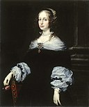 Justus Sustermans - Portrait of Countess Teresa Dudley di Carpegna - Walters 37330.jpg