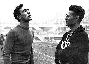 Giuseppe Corradi - Giuseppe Corradi, and György Sárosi
