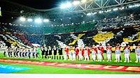 Juventus FC v Olympique Lyonnais, 10 April 2014.jpg