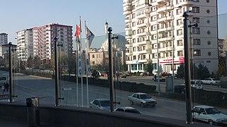 Kırıkkale Municipality in Turkey