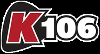 CHWY-FM - Image: K106 FM