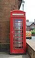 K6 telephone box, Lower Heswall.jpg