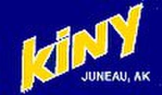 KINY - Logo used until June 2008.