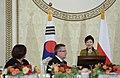 KOCIS Korea President Park Poland State Banquet 04 (10470393755).jpg