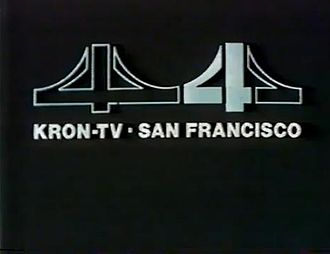 KRON-TV - The original version of KRON's current logo was  based on the design of the Golden Gate Bridge. Station identifications used by the station during the 1970s and 1980s usually depicted the logo hidden in positive space within a full-scale design of the bridge.