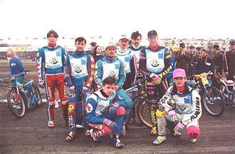 Stal Gorzów Wielkopolski - Stal in season 1994