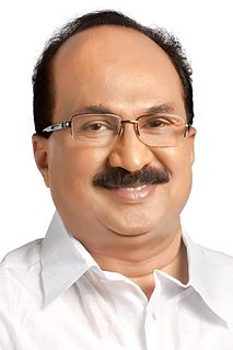 K. V. Thomas Indian politician