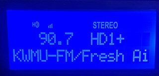 KWMU Public radio station in St. Louis