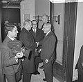 Kabinet van Minister-President De Quay conferentie gehouden t.b.v. het bezoek Gr, Bestanddeelnr 914-8814.jpg