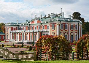 Kadriorg Palace - Kadriorg Palace in Tallinn