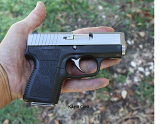 Kahr Arms - Kahr CM9 subcompact 9×19mm