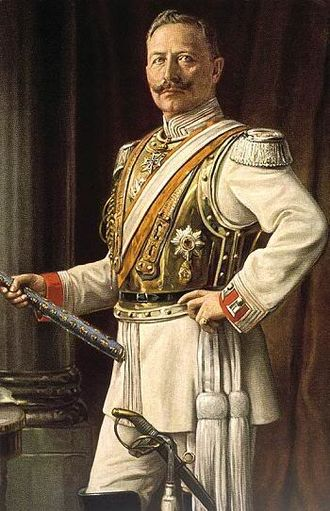 Monarchy of Germany - William II