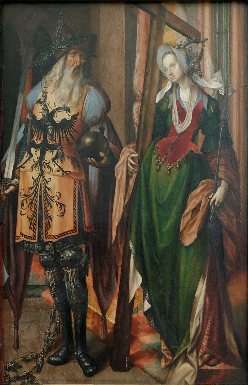 Kaiser Konstantin und Hl. Helena Cornelis Engebrechtsz.jpg