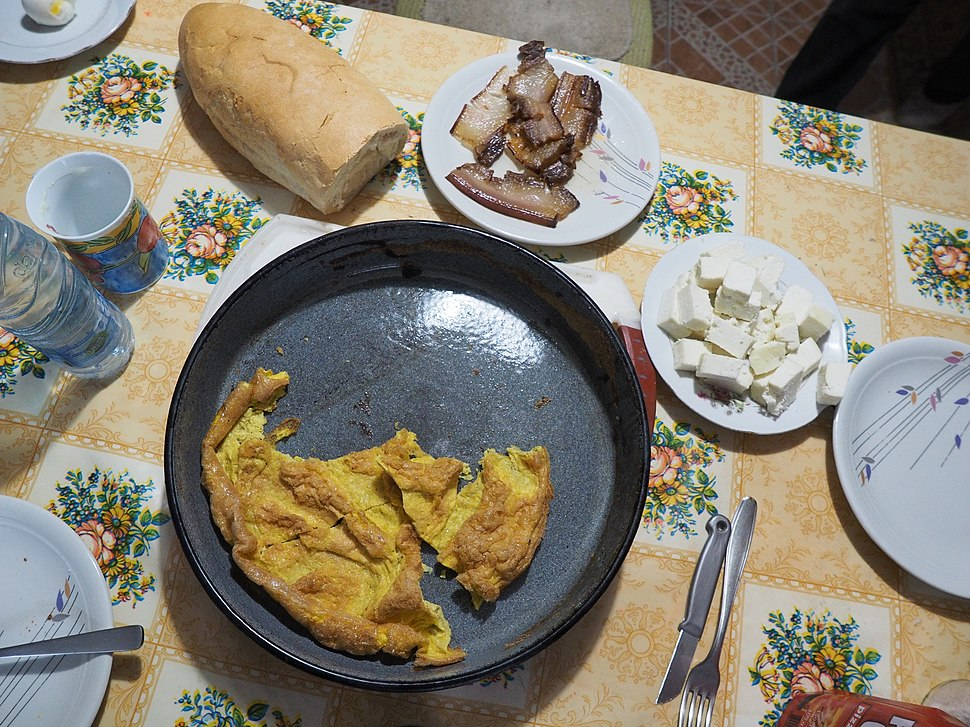 Kajgana (sremska kuhinja)