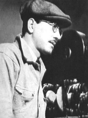Akira Kurosawa - Yamamoto was Kurosawa's mentor. Kurosawa was assistant director for over a dozen of Yamamoto's films.