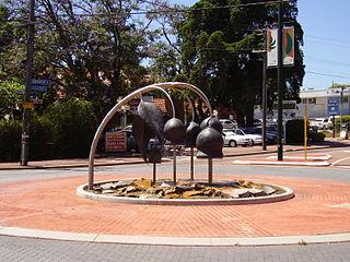 Kalamunda Road road in Perth