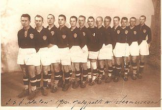 JK Tallinna Kalev - 1930 Estonian Champions.