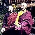 Kalou Rimpoche & Lama Denys.jpg
