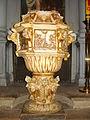 Kamienna Góra, kościół pw. śś. Piotra i Pawła, chrzcielnica DSC07273.JPG