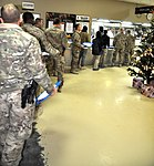 Kandahar service members enjoy Christmas meal 131225-F-BY961-017.jpg